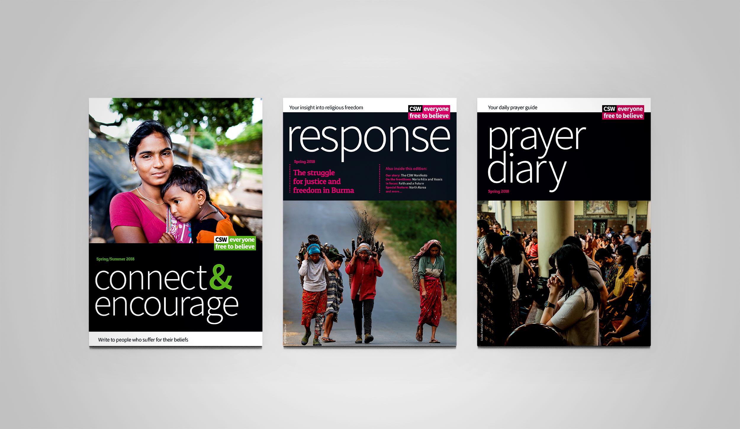 CSW Response Diary
